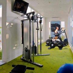 Отель Putahracsa Hua Hin Resort фитнесс-зал фото 4