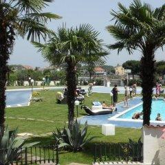 Отель Villa Nacalua Ситта-Сант-Анджело бассейн фото 3