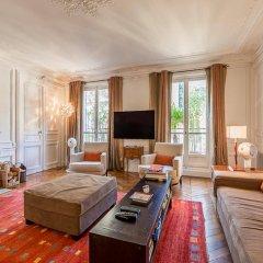 Отель We Stay - Arc de Triomphe 75017 Франция, Париж - отзывы, цены и фото номеров - забронировать отель We Stay - Arc de Triomphe 75017 онлайн комната для гостей фото 4