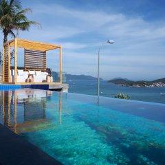 Отель Nha Trang Harbor View Villa Вьетнам, Нячанг - отзывы, цены и фото номеров - забронировать отель Nha Trang Harbor View Villa онлайн бассейн фото 3