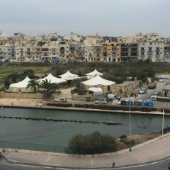 Отель Mediterranea Мальта, Марсаскала - отзывы, цены и фото номеров - забронировать отель Mediterranea онлайн пляж