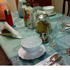 Отель Crespi House Парабьяго питание