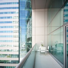 Отель Jumeirah Living - World Trade Centre Residence сауна
