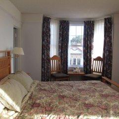 Отель James Bay Inn Hotel, Suites & Cottage Канада, Виктория - отзывы, цены и фото номеров - забронировать отель James Bay Inn Hotel, Suites & Cottage онлайн комната для гостей фото 2