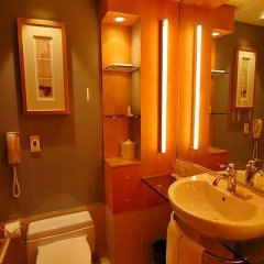Отель Grand Hotel Южная Корея, Тэгу - отзывы, цены и фото номеров - забронировать отель Grand Hotel онлайн ванная