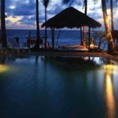 Отель Moonwalk Lanta Resort Ланта бассейн фото 2