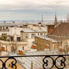 Hotel Bridget Париж балкон
