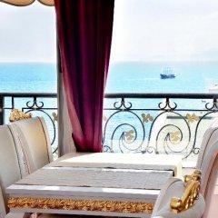 Bilem High Class Hotel Турция, Анталья - 2 отзыва об отеле, цены и фото номеров - забронировать отель Bilem High Class Hotel онлайн балкон