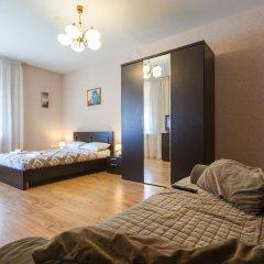 Апартаменты Comfort Apartment Budapeshtskaya 7 Санкт-Петербург комната для гостей фото 2