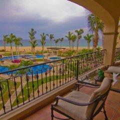 Отель Las Mananitas LM C308 3 Bedroom Condo By Seaside Los Cabos балкон