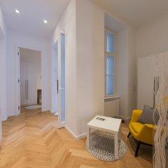 Апартаменты Singerstraße Luxury Apartment Вена ванная