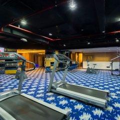 Hotel Soul фитнесс-зал