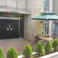 Отель Vestin Residence Myeongdong вид на фасад фото 2