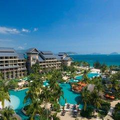 Отель Hilton Sanya Yalong Bay Resort & Spa пляж фото 2