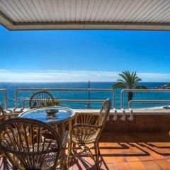 Отель Apartamento Vivalidays Rosa Lloret Испания, Льорет-де-Мар - отзывы, цены и фото номеров - забронировать отель Apartamento Vivalidays Rosa Lloret онлайн балкон