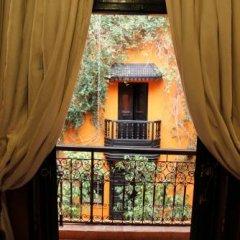 Отель Riad Hermès Марокко, Марракеш - отзывы, цены и фото номеров - забронировать отель Riad Hermès онлайн балкон