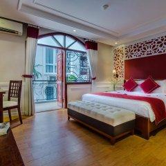 Отель La Beaute De Hanoi Ханой комната для гостей фото 5