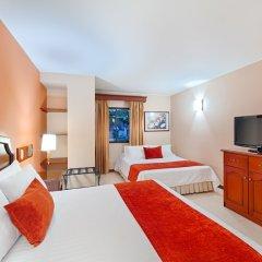 Отель Obelisco Колумбия, Кали - отзывы, цены и фото номеров - забронировать отель Obelisco онлайн удобства в номере фото 2
