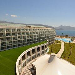 Отель Green Nature Diamond Мармарис балкон