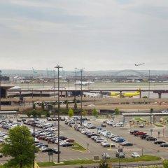 Отель Newark Liberty International Airport Marriott США, Ньюарк - отзывы, цены и фото номеров - забронировать отель Newark Liberty International Airport Marriott онлайн пляж фото 2