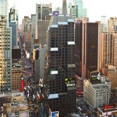 Отель Sheraton New York Times Square США, Нью-Йорк - 1 отзыв об отеле, цены и фото номеров - забронировать отель Sheraton New York Times Square онлайн городской автобус