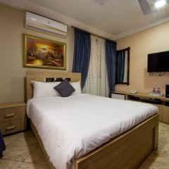 Отель Bays Luxury Lodge комната для гостей