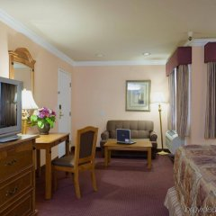 Отель Americas Best Value Inn-Milpitas/Silicon Valley комната для гостей фото 5