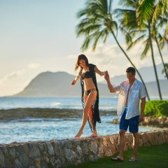 Отель Four Seasons Resort Oahu at Ko Olina фитнесс-зал фото 3