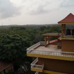 Отель Mamra Suites Goa Гоа балкон