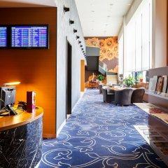 Гостиница Crowne Plaza Санкт-Петербург Аэропорт в Санкт-Петербурге - забронировать гостиницу Crowne Plaza Санкт-Петербург Аэропорт, цены и фото номеров интерьер отеля