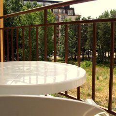 Апартаменты Apartment Complex Sunflower Солнечный берег балкон