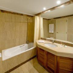 Отель Vila Petra Aparthotel Португалия, Албуфейра - отзывы, цены и фото номеров - забронировать отель Vila Petra Aparthotel онлайн ванная