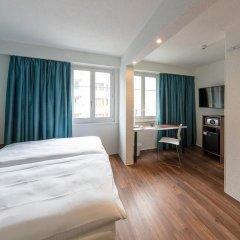 Отель Royal Hotel Zurich Швейцария, Цюрих - 3 отзыва об отеле, цены и фото номеров - забронировать отель Royal Hotel Zurich онлайн комната для гостей фото 4