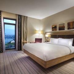 Отель Hilton Garden Inn Istanbul Golden Horn балкон