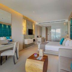 Отель Cape Sienna Gourmet Hotel & Villas Таиланд, Камала Бич - 4 отзыва об отеле, цены и фото номеров - забронировать отель Cape Sienna Gourmet Hotel & Villas онлайн комната для гостей фото 3