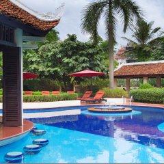 Sheraton Hanoi Hotel бассейн фото 2