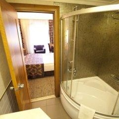 Tuğcu Hotel Select Турция, Бурса - отзывы, цены и фото номеров - забронировать отель Tuğcu Hotel Select онлайн ванная фото 2