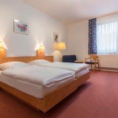 Отель CVJM Hotel am Wollmarkt Германия, Брауншвейг - отзывы, цены и фото номеров - забронировать отель CVJM Hotel am Wollmarkt онлайн комната для гостей фото 5