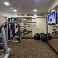 Отель UNAHOTELS Cusani Milano фитнесс-зал фото 3