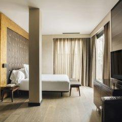 Отель Bagués Испания, Барселона - отзывы, цены и фото номеров - забронировать отель Bagués онлайн комната для гостей фото 7