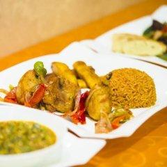 Отель Princeville Hotels Нигерия, Калабар - отзывы, цены и фото номеров - забронировать отель Princeville Hotels онлайн питание
