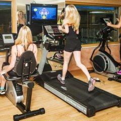 White Gold Hotel & Spa - All Inclusive фитнесс-зал фото 2