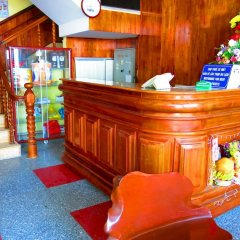Quang Vinh 2 Hotel Нячанг интерьер отеля фото 2