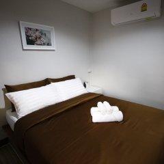 Отель Apinya Resort Bangsaray сейф в номере