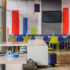 Отель ibis budget Nürnberg City Messe гостиничный бар