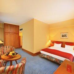 Hotel International Prague (ex. Сrowne Plaza) Прага комната для гостей
