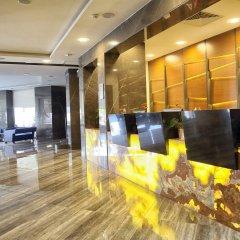 Buyuk Yalcin Hotel Турция, Мерсин - отзывы, цены и фото номеров - забронировать отель Buyuk Yalcin Hotel онлайн интерьер отеля фото 3