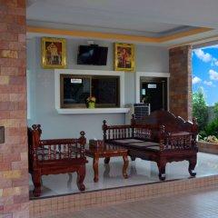 Отель T.Y.Airport Inn интерьер отеля фото 3
