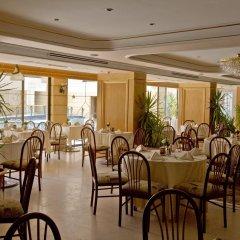 Отель Amman International питание