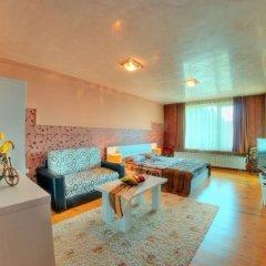 Отель Aparthotel Forest Glade Болгария, Чепеларе - отзывы, цены и фото номеров - забронировать отель Aparthotel Forest Glade онлайн комната для гостей фото 5